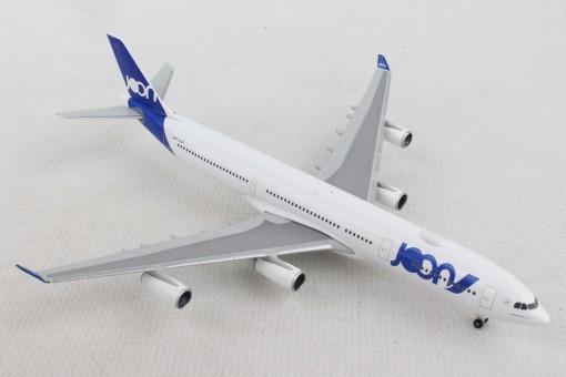 Joon (Air France) Airbus A340-300 F-GLZP Herpa 532709 scale 1:500