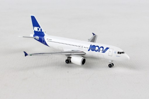 Joon Airbus A320 F-GKXN New Air France's brand Herpa 531580 scale 1-500