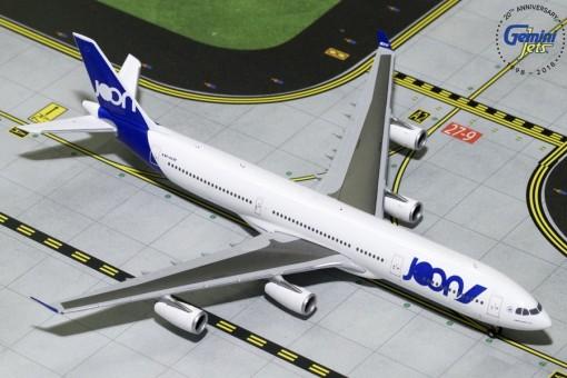 Joon (France) Airbus A340-300 F-GLZP Gemini Jets GJJON1765 scale 1:400