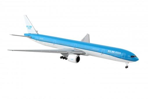 KLM Asia Boeing 777-300 PH-BVB Fulufjället National Park Herpa 531658 scale 1-500