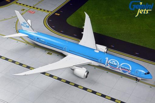 KLM Boeing 787-10 Dreamliner PH-BKA 100th Anniversary Gemini 200 G2KLM849 Scale 1:200