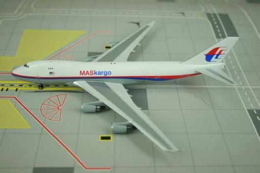 Malaysian MASKARGO B747-400 9M-MPS Phoenix 1:400