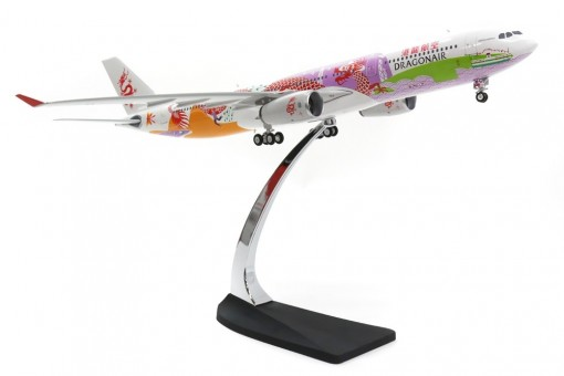 Misc. 20th anniversary Airbus A330-300 B-HWG 100039 Eagle Models 1:200