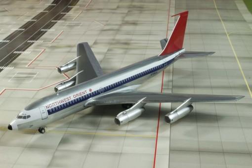 Northwest Orient Boeing 720 Reg# N725US Western Models Scale 1:200