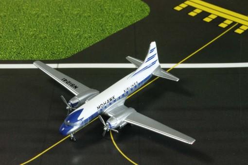 Mohawk Airlines Convair CV-440 Reg# N91241 (blue) ac