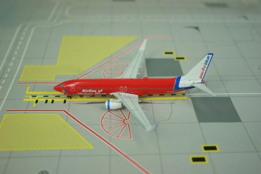 Virgin Blue Boeing 737-800W VH-VUM Phoenix 1:400