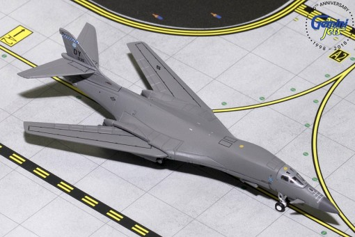 USAF Boeing B-1B Dyess AFB swing wing GMUSA084 scale 1:400
