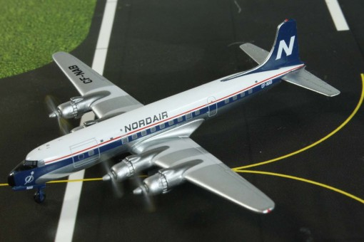 Nordair Douglas DC-6 Reg# CF-NAB AeroClassics Scale 1:400