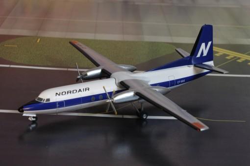 Nordair Fairchild O/C F-227C Friendship CF-NAK AC219451 Aeroclassics Scale 1:200