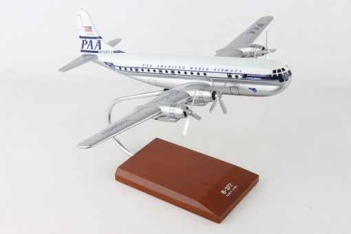 Pan Am B377 Boeing Stratocruiser Crafted Executive Series G15510 scale 1:100