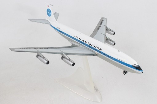 Pan American Boeing 707-4320 Clipper Liberty Bell N715PA Herpa 556835-001 scale 1:200