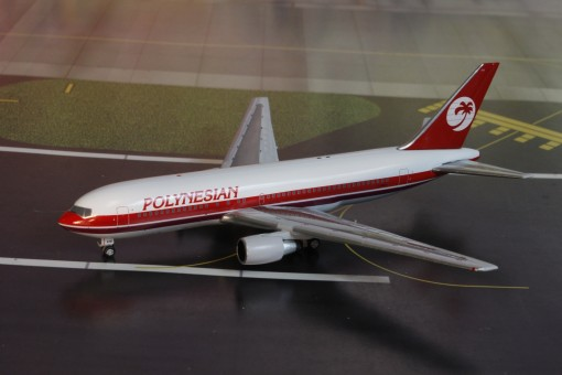 Polynesian Airlines Boeing B767-200 C-FBEG  AC419447 AeroClassics scale 1400