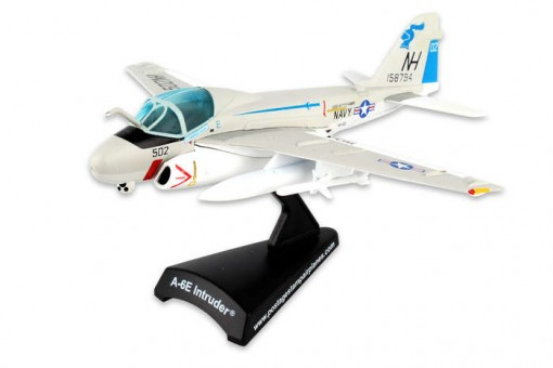 A-6 Intruder VA-52 Knightriders USS Kitty Hawk US Navy by Postage Stamp Die Cast PS5381-2 Scale 1:140