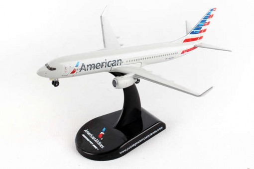 American Boeing 737-800 Reg# N803NN by Postage Stamp PS5815-2 Scale 1:300