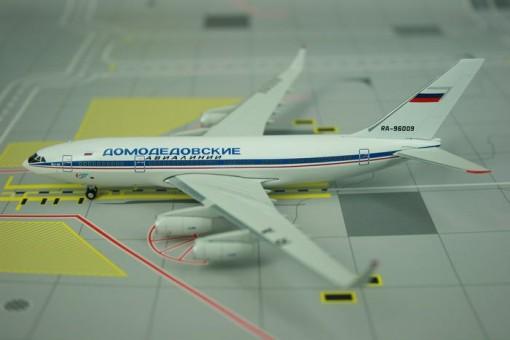 SALE! DOMODEDOVO IL-96-300 RA-96009  Phoenix 1:400