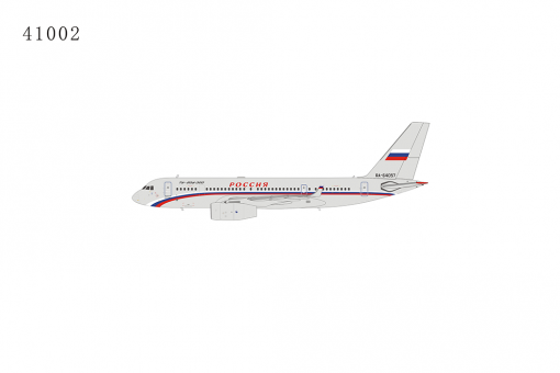 Russia State Transport Tupolev Tu-204-300 RA-64057 NG Models 41002 scale 1:400
