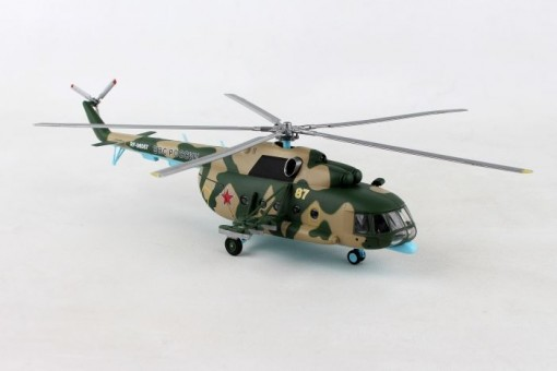 "Russian Air Force Mil Mi-8MT ""Hip"" Helicopter Herpa die-cast 580373 scale 1:72"