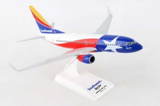 Skymarks Southwest 737-700 1/130 Lonestar One WNN 7377 SKR867 Scale 1:130
