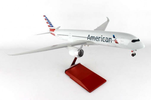 American Airlines Airbus A350 Skymarks SKR8801 Scale 1:100