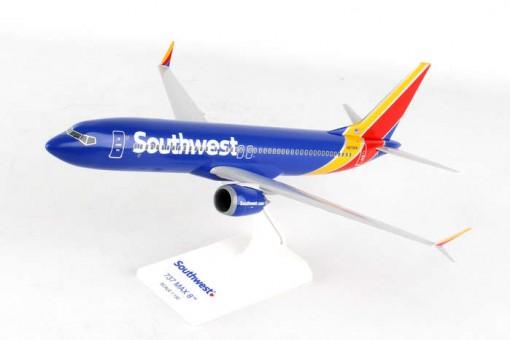 Southwest Boeing B737-8Max Skymarks SKR938 Scale 1:130