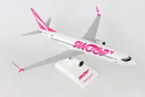 Swoop Boeing 737-800 Skymarks model SKR964 Scale 1:130