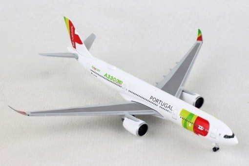 TAP Air Portugal First Airbus A330-900neo Herpa wings 532860 scale 1:500