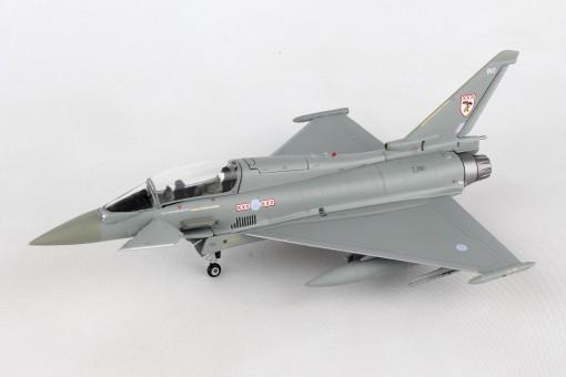 Trainer RAF Eurofighter Typhoon T3 No 29 Sqn ZJ810 Herpa 580298 scale 1:72