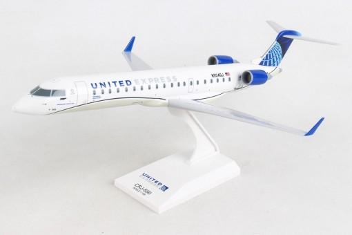 United Express CRJ-550 N504GJ new livery Skymarks SKR1051 scale 1:100