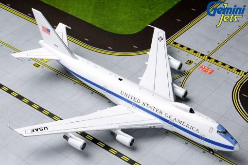 USAF E-4B (747-200) Flying White House 73-1676 Gemini GMUSA083 scale 1:400