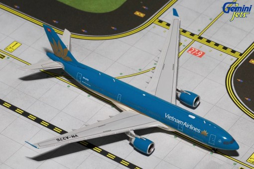 Vietnam Airlines Airbus A330-300 New Livery Reg# VN-A376 Gemini GJHVN1570 Scale 1:400
