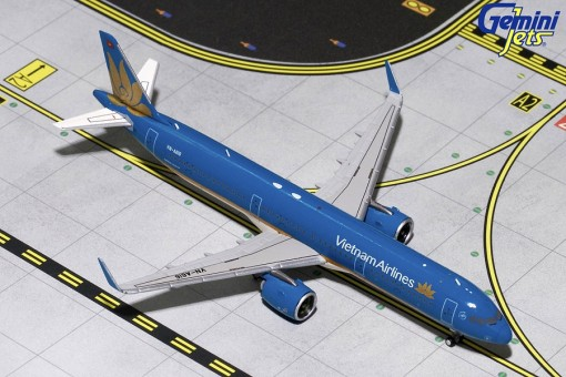 Vietnam Airlines Airbus A321neo VN-A616 Gemini GJHVN1835 scale 1:400
