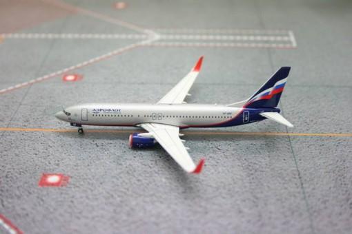 SALE! Aeroflot Boeing 737-800 Winglets VP-BRF Phoenix 10831 scale 1:400