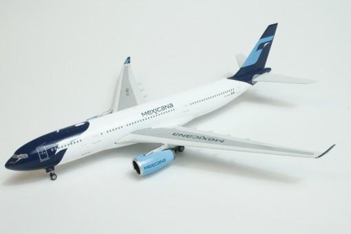 Mexicana Airbus A330-200 Reg# XA-MXQ Phoenix 11390 Die-Cast Scale 1:400