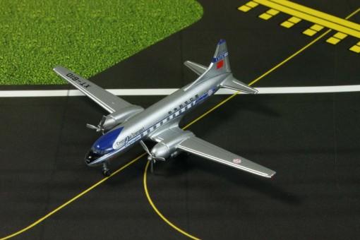 Highly Detailed Aero Classics  Central Air Transport Corporation CV-440  Reg# XT-610 中国航空公司 1:400 Scale  ACXT-610