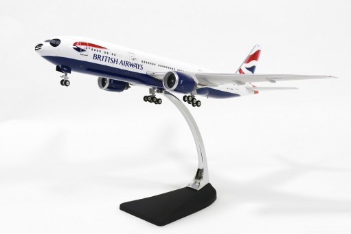 British Airways Panda B777-200ER Reg# G-YMMH Eagle/ Phoenix 200003A Scale 1:200