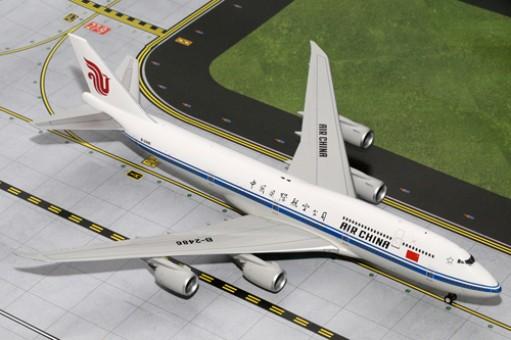 Air China Boeing 747-81 Reg# B-2486 G2CCA506 Scale 1:200