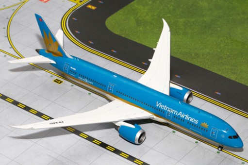 Vietnam Airlines Boeing 787-9 (New Livery) Reg# VN-A861 G2HVN532 Scale 1:200