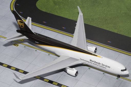 UPS Airlines Boeing B767-300F Reg# N344UP G2UPS470 Gemini Jets Scale 1:200
