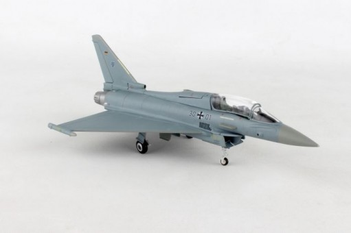 "Air Force Eurofighter Typhoon 30+01 win-seat TaktLwG 73 ""Steinhoff"" Laage Air Base 580397 scale 1:72"