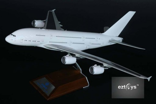 Blank Airbus A380 JC2WHT105, JC wings 1:200
