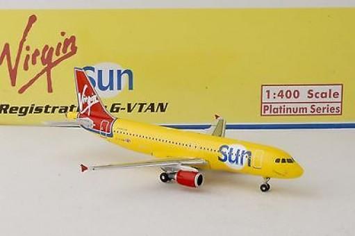 Virgin Sun Airlines A320 Gemini Jets G-VTAN 1:400