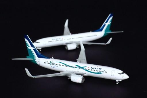 Silkair B737-20 with winglets 9V-MGA JC4SLK361 JC Wings 1:400