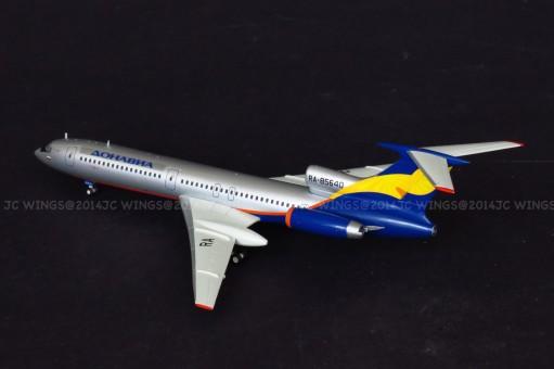 Highly detailed JC Wings  Donavia TU-154 w/stand  1:200 scale Item: JC2XXX2735