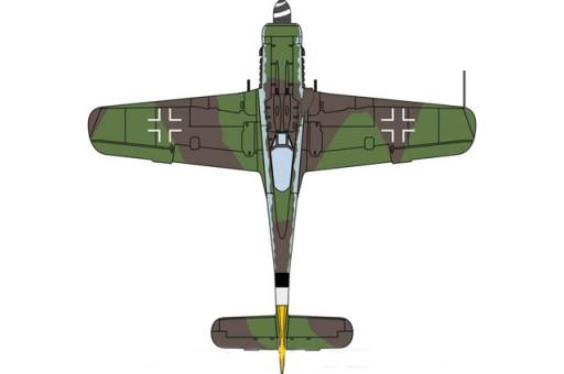 Focke-Wulf Fw 190D-9 – 38-Victory ace Hans Dortenmann, 12./JG 54, Oldenberg, Germany, 1944 Oxford AC057 Scale 1:72