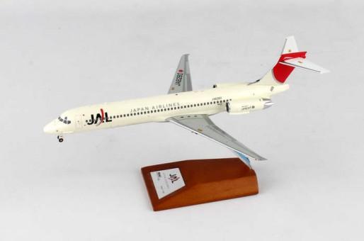 JAL MD-87 Reg# JA8280 JC Wings by JC wings JC2JAL912 die-cast scale 1:200