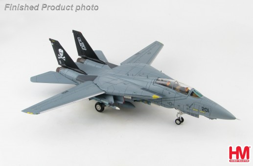 *US Navy F-14A Tomcat VF-84 USS Theodore Roosevelt 1993 Hobby Master HA5229 scale 1:72