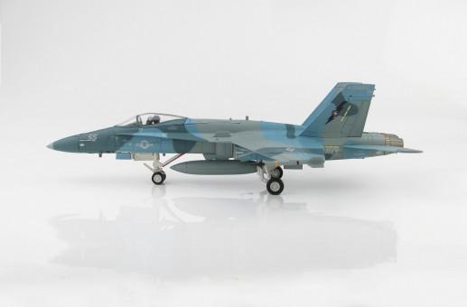 USN F/A-18A Hornet NSAWC 55, 2004-2006 Hobby Master HA3544 scale 1:72