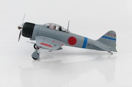 A6M2 Zero Fighter Type II Japan 3-116 Saburo Sakai 12th Kokutai 1940 to 1941 HA8807 Hobby Master Scale 1:48