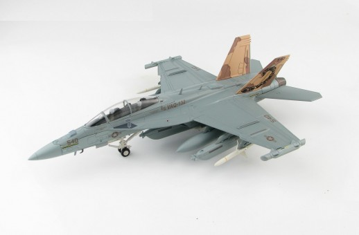 Electronic Attack EA-18G VAQ-132 Aviano AB Operation Odyssey Dawn 2011 Hobby Master HA5151 scale 1:72