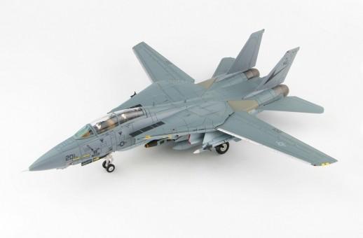 "F-14B Tomcat VF-24 ""Fighting Renegades"" USS Nimitz 1989 Hobby Master HA5226 scale 1:72"